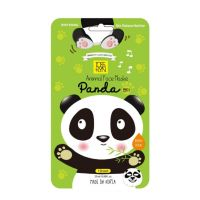 HappyMask Animal Face Maske Animal Face Maske Panda