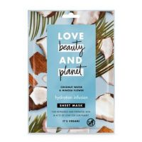 Love Beauty and Planet Coconut Water & Mimosa Flower Sheet Mask