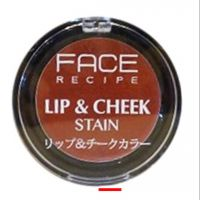 FACE Recipe Lip and Cheek Stain Cherry Pie