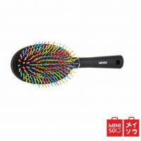 Miniso Rainbow Hair Brush