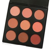 Morphe 9N The Naturally Blushed Blush Palette