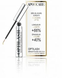 APOTCARE Optilash Lash Enhancing Serum Transparant