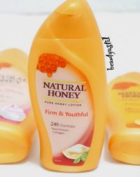 Natural Honey Pure Honey Lotion Firm and Youthful