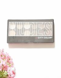 City Color Nudes Eyeshadow Palette