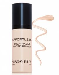 Sunday Riley Effortless Breathable Tinted Primer Medium