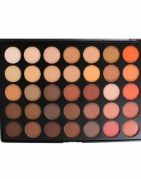 Morphe Color Warm Palette 35OM - 35 COLOR MATTE NATURE GLOW EYESHADOW PALETTE