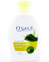 Ovale Facial Lotion Aloe Vera - Anti Acne