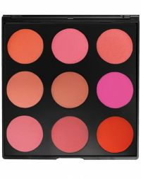 Morphe 9B - THE BLUSHED BLUSH PALETTE