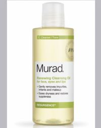 Murad Renewing Cleansing Oil for Face  Eyes and Lips