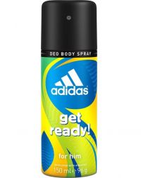 Adidas Get Ready for Him Deodorant Body Spray