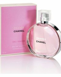 Chanel Chance Eau Tendre Eau de Toilette Spray Floral Fruity
