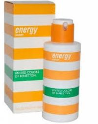 BENETTON Energy for woman Floral-Fruity