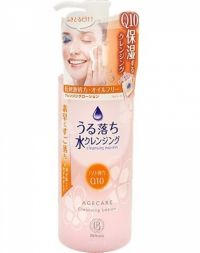 Bifesta Cleansing Lotion Aged Care Q10