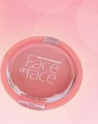 Face on Face Nourishing Blush On Blooming Rose