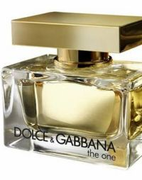 Dolce & Gabbana Dolce and Gabbana The One Vanilla-fruity-white floral-sweet-powdery-amber