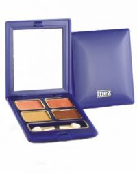 Inez Cosmetics Color Contour Plus Eye Shadow Collection 01 New York