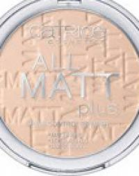 Catrice All Matt Plus Shine Control Powder Warm Beige
