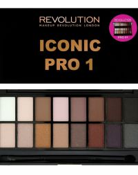 Makeup Revolution Iconic Pro 1 Palette Salvation Palette