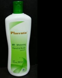Placenta UV Whitening Hand Body Lotion Green Tea