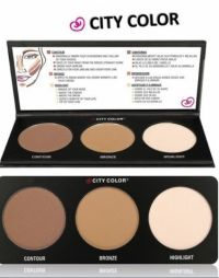 City Color Contour Effects Palette 2
