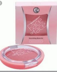 Face on Face Nourishing Blush On - Blooming Rose Blooming Rose