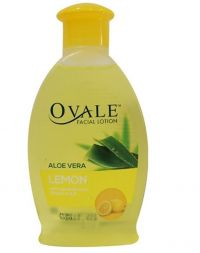 Ovale Facial Lotion Makeup remover