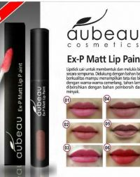Aubeau Ex-P Matt Lip Paint 04 Chocolate Nude