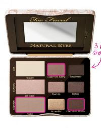Too Faced TOO FACED NATURAL EYES PALLETE NATURAL EYES