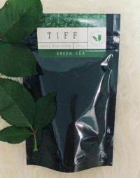 Tiff Scrub Body Face Green Tea