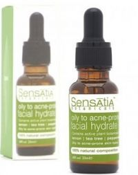 Sensatia Botanicals Oily to Acne Prone Facial Hydrate
