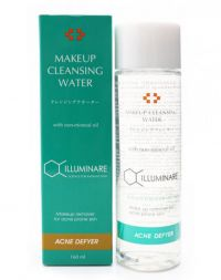 Illuminare Make Up Cleansing Water