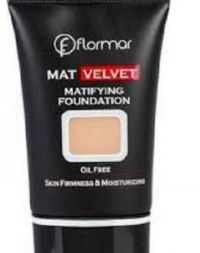 Flormar Mat Velvet Matifying Foundation V207 Neutral Beige