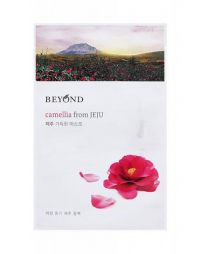 Beyond from Jeju Sheet Mask Camellia
