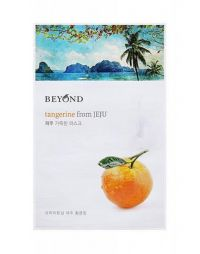Beyond from Jeju Sheet Mask Tangerine