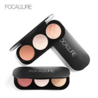 Focallure Blush and Highlighter Palette FA-26