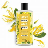 Love Beauty and Planet Coconut Oil & Ylang Ylang Flower Body Wash