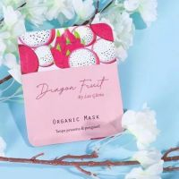 Lea Gloria Masker Organik Dragon Fruit