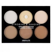 Absolute New York Strobing and Shading Palette Light to Medium