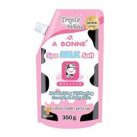 A Bonne A Bonne Spa Milk Salt Moisturizing & Whitening Smooth And Baby Skin