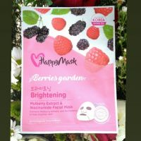 HappyMask Berries Garden Brightening