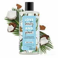 Love Beauty and Planet Coconut Water & Mimosa Flower Body Wash