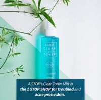 A.Stop A.stop clear toner 155ml
