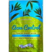 Watsons Love My Glow Tencel Sheet Mask Acne Control