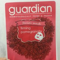 Guardian Facial Mask Firming Pomegranate