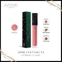 avione Afterglow Lip Gloss x Fatya Biya Beda