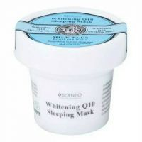 Scentio Whitening Q10 Sleeping Mask