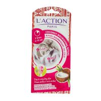 L'Action Paris Coconut Nourishing Ritual 2 Step Scrub And Mask