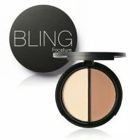 Focallure Bronzer and Highlighter Powder #1