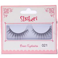 Stroberi Faux Basic Eyelashes Mix 021