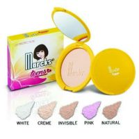 Marcks Marcks Teen Compact Powder with UV Protection Invisible